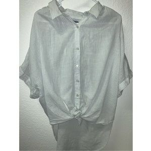 aerie Tops - American Eagle Aerie button up blouse